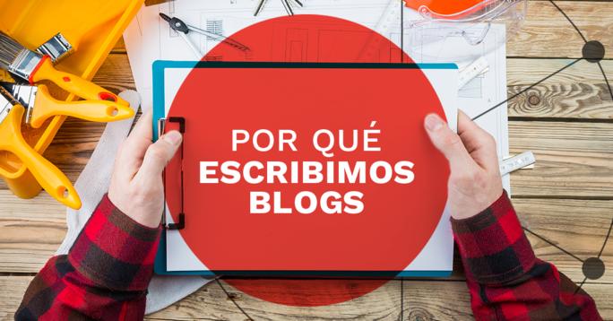 Ser arquitecto y blogger
